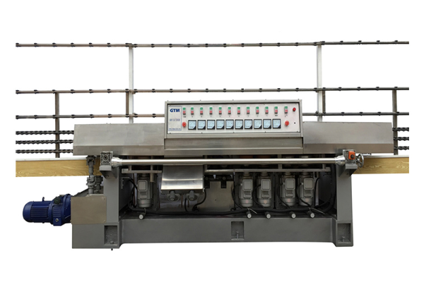 GM8 Glass straight-line edging machine